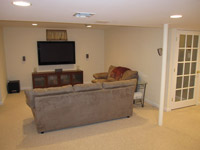 Finished Basements New jersey images4 By Bob